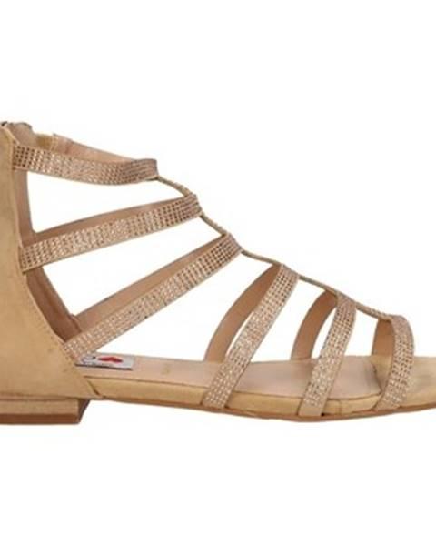 Béžové topánky Love To Love