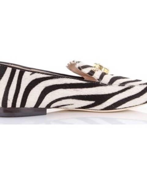 Viacfarebné topánky Polly Plume