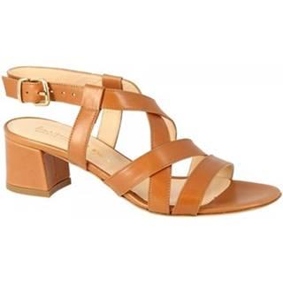 Sandále  5126 VITELLO CUOIO