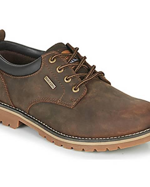 Hnedé topánky Dockers by Gerli