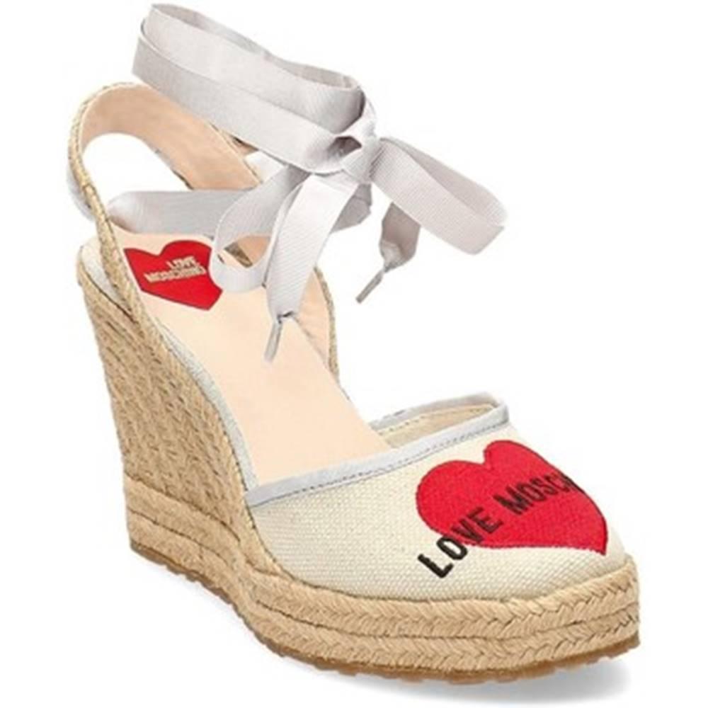 Love Moschino Sandále Love Moschino  JA1048AI0AJM0104
