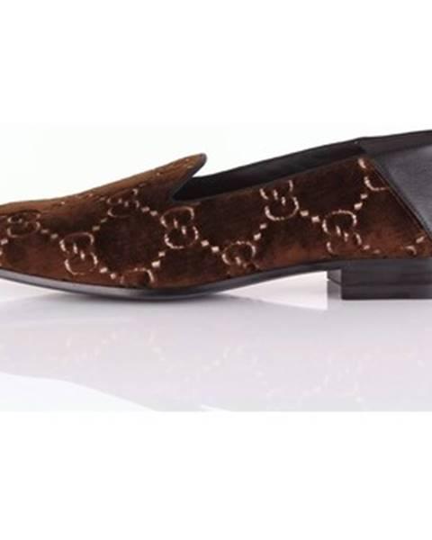 Viacfarebné topánky Gucci