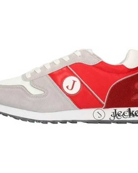 Červené tenisky Jeckerson