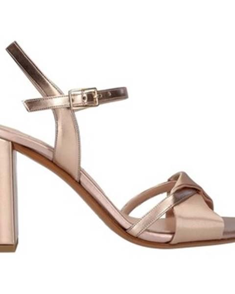Červené topánky Albano