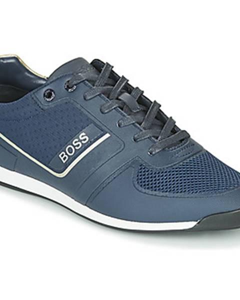 Modré tenisky BOSS