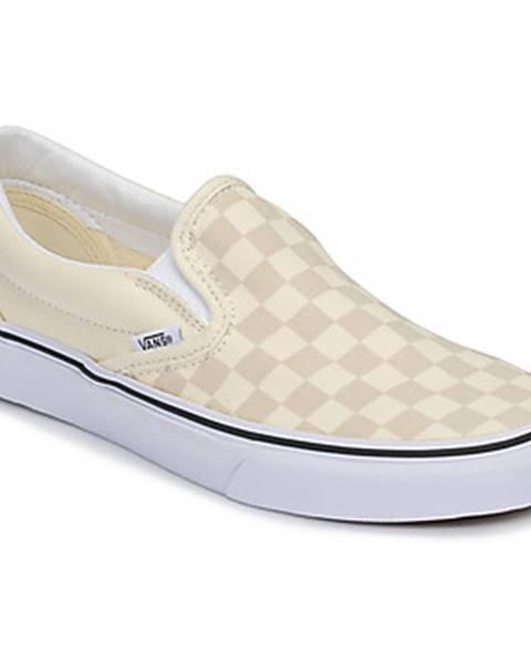 Béžové topánky Vans