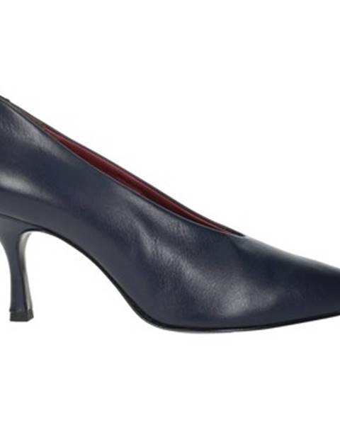 Modré topánky Elena Del Chio