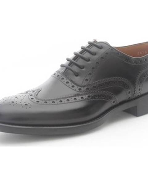 Čierne topánky Campanile
