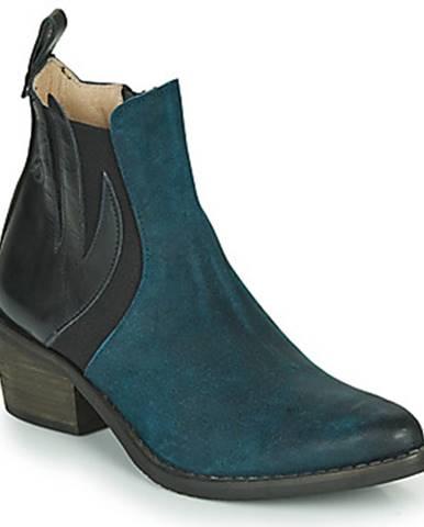 Modré topánky Casta