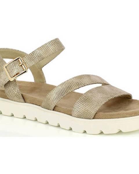 Zlaté topánky Kimberfeel