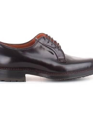 Hnedé topánky Alden Shoe