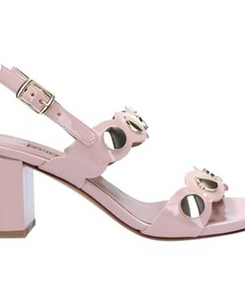Ružové topánky Albano