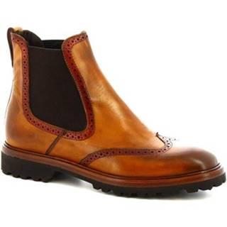 Polokozačky Leonardo Shoes  9023/19 TOM CAPRI AV SIENA