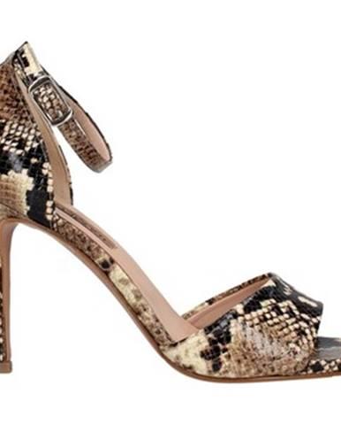 Béžové topánky Albano