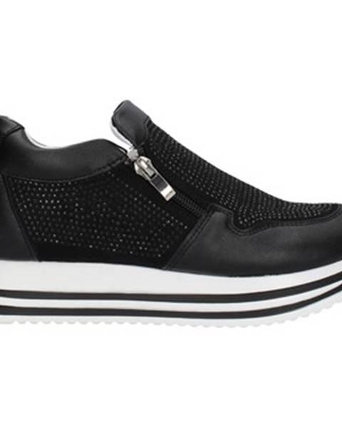 Čierne topánky Energy