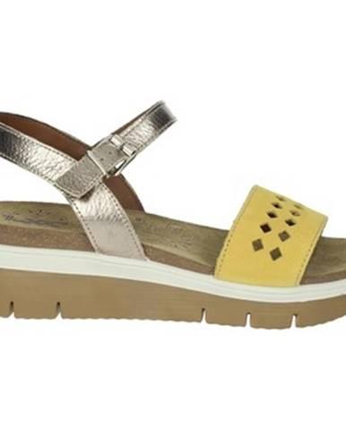 Béžové topánky Imac
