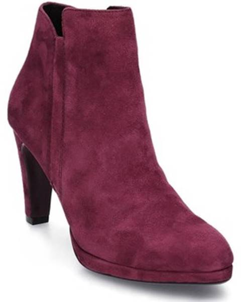 Fialové topánky Caprice