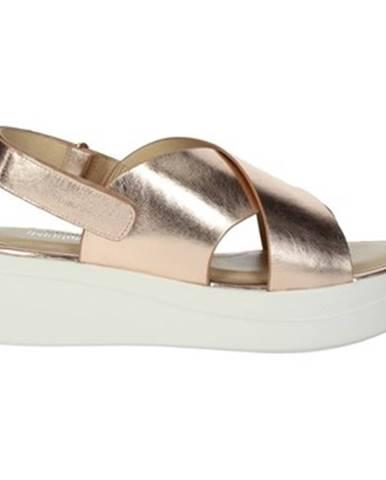 Ružové topánky Impronte