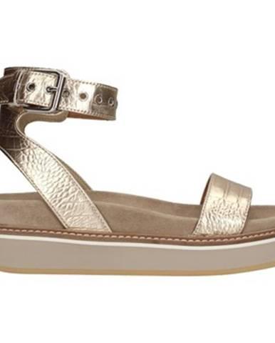 Zlaté topánky Janet Sport