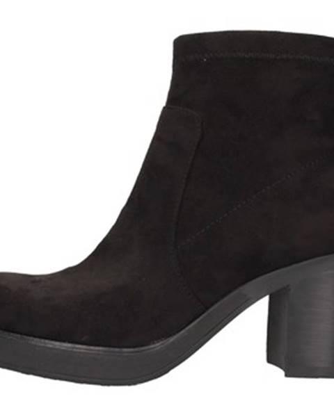 Čierne topánky Roberta Martini