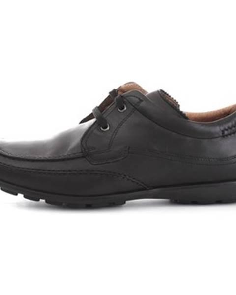 Čierne topánky Lion