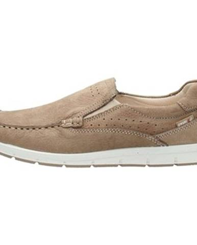 Béžové topánky Enval