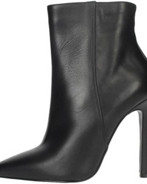Čierne topánky Elena Del Chio