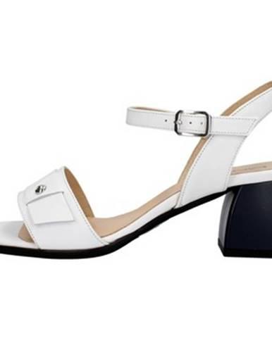 Biele topánky Mot-Cle'