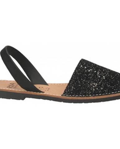 Čierne topánky Ria