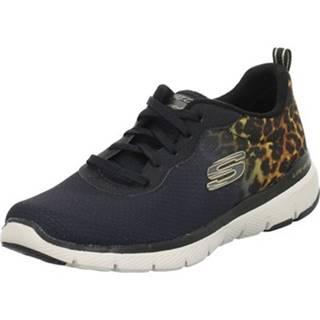 Nízke tenisky Skechers  Sneaker Low Leopard Path