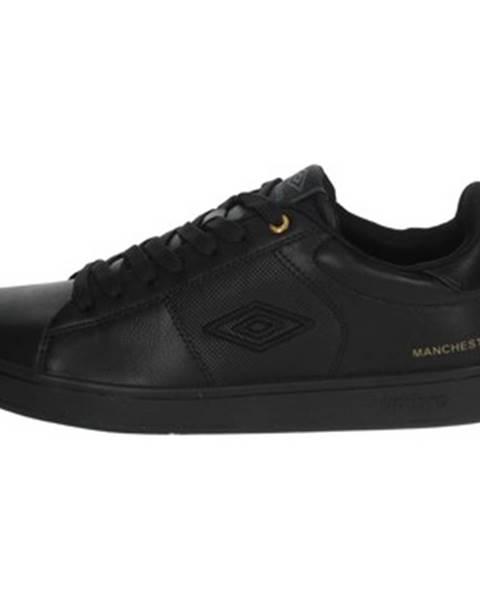 Čierne tenisky Umbro
