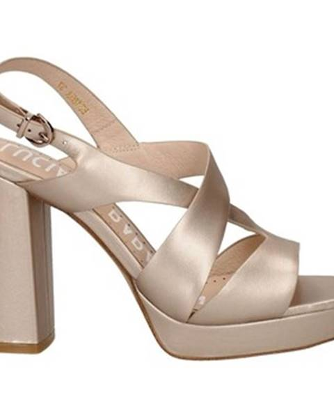 Ružové topánky Oggi By Luciano Barachini