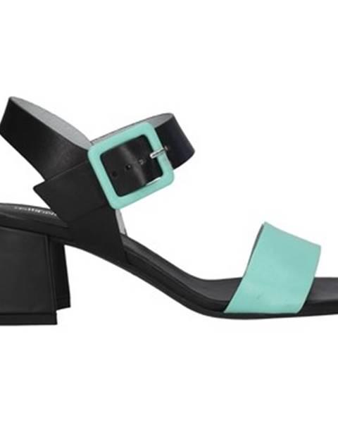 Zelené topánky Nero Giardini