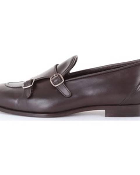 Hnedé topánky Richard Owe'n