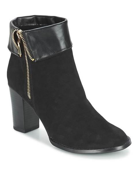 Čierne topánky Moony Mood