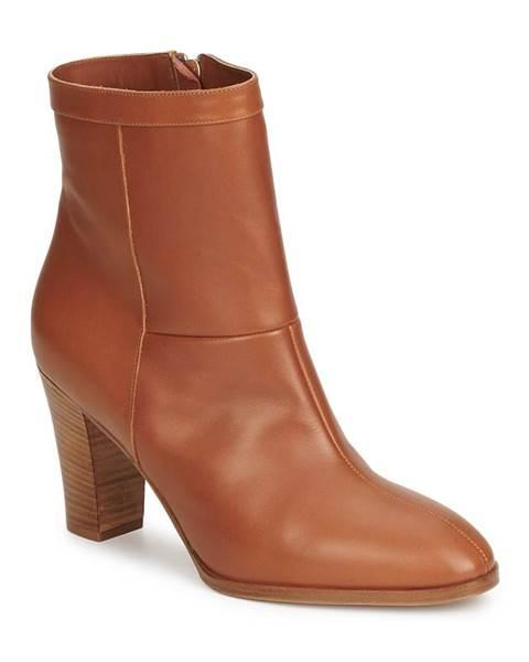 Hnedé topánky Sonia Rykiel