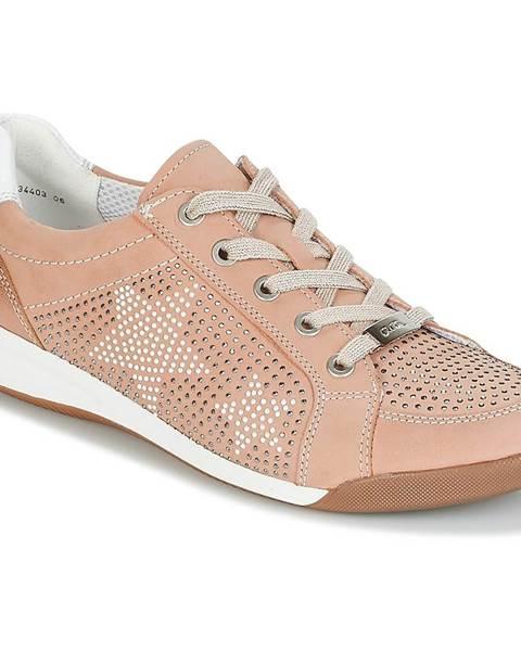 Ružové tenisky Ara