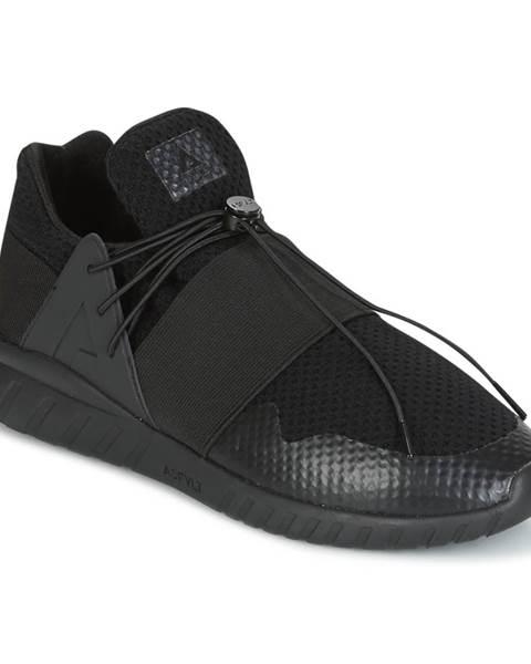 Čierne tenisky Asfvlt