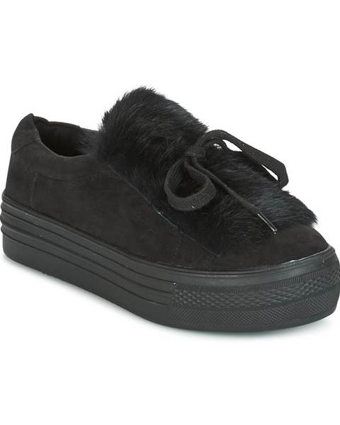 Čierne tenisky Coolway