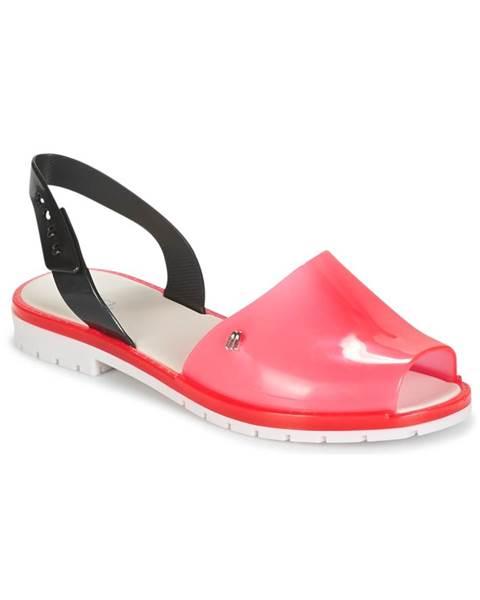 Ružové sandále Melissa