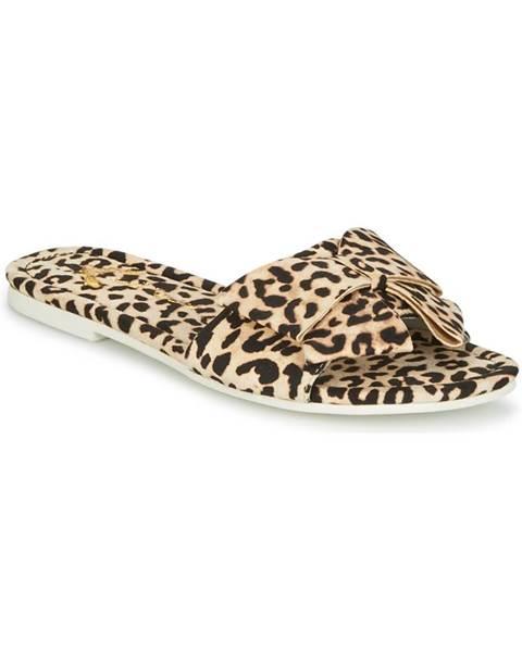 Béžové topánky Lola Ramona