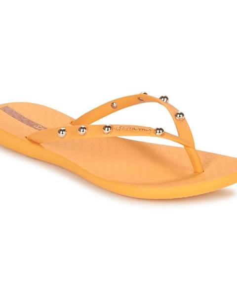 Žlté topánky Ipanema