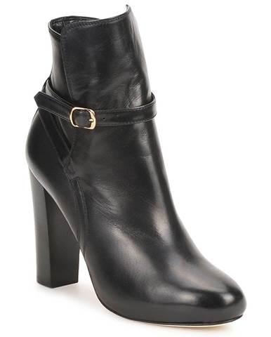 Čierne topánky Paul   Joe