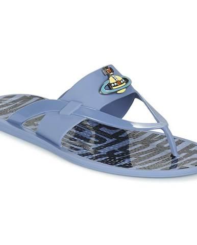 Modré topánky Vivienne Westwood