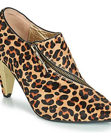 Hnedé topánky Lola Ramona