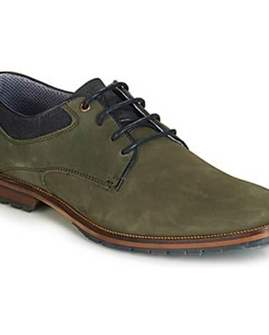 Zelené topánky Bullboxer