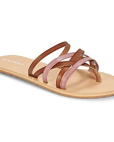 Hnedé topánky Volcom