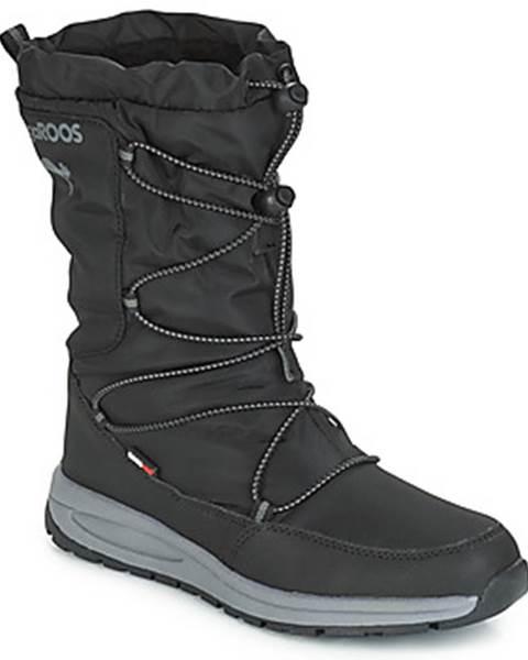 Čierne topánky Kangaroos