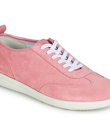 Ružové tenisky Geox