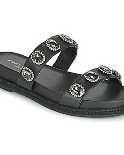 Čierne topánky KG by Kurt Geiger